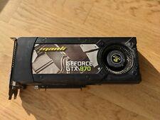 Grafikkarte manli NVIDIA Geforce GTX970, 4GB GDDR5
