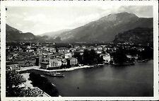 Riva del Garda italia italia trentino alto adigio ak ~ 1940 Garda lago panorama