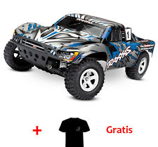 TRAXXAS Slash blau-X RTR 2WD Short Course TRX58024BLUEX