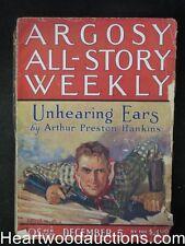 Argosy Dec 5, 1925 George Worts