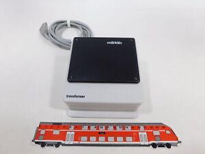 CU121-2# Märklin digital H0/AC etc 6002 Transformator/Trafo 230 V/52 VA sehr gut