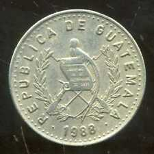 GUATEMALA   10 centavos 1988