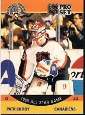1990-91 PRO SET # 359 PATRICK ROY !!
