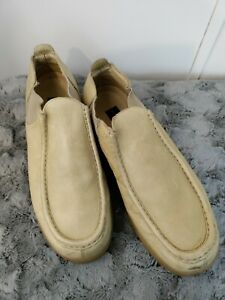 Lugz Men's Slip On Upper Leather Shoes Size 16