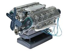 HAYNES INTERNAL COMBUSTION ENGINE FULLY FUNCTIONAL MOTORISED V8 MODEL DA4817