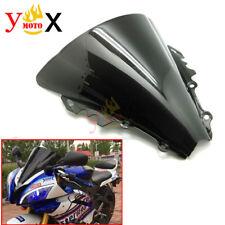 For Yamaha YZF R6 YZF-R6 2006-2007 Windshield Windscreen ABS Faring Deflector