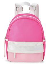 No Boundaries Hot Pink Mini Backpack Bag Purse Rucksack School Travel Cool NEW
