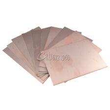 10x15cm Single Side PCB Copper Clad Laminate Board FR4 For DIY 10 x 15 CM