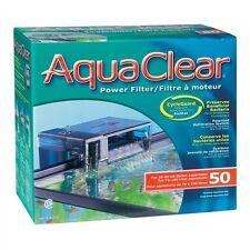 AquaClear 50 Power Filter 20 - 50 gallon Aquariums