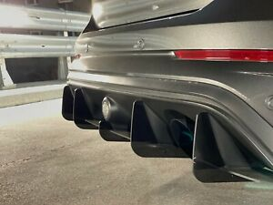 Rear Diffusor Ford Focus mk3 RS