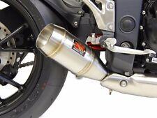 11-15 Triumph Speed Triple Competition Werkes GP Slip On Exhaust