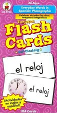 Everyday Words in Spanish: Photographic Flash Cards: Palabras de Todos Los Dias: