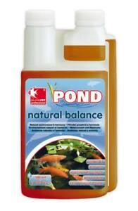 500ml Pond Natural Balance - water treatment - natural environment peat BBE 3/22