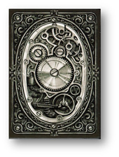 Aristo Steampunk Playing Cards Poker Playing Cards Cardistry
