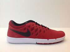 huge selection of f931d 4a6b1 Mens Nike SB Skate Shoe Red Black Sneaker Athletic Size 9.5 704936 606