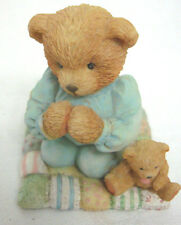 Cherished Teddies PATRICK 911410 Thank You For A Friend True