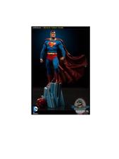 Dc Comics Superman Premium Format Figure Sideshow Collectibles Used JC