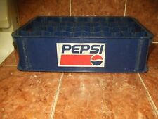 VERY OLD MEXICAN PEPSI 24 BOTTLE PLASTIC CARRIER PEPSI CRATE
