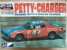 Model kit 1973 Richard Petty's Nascar CHARGER MPC 1-1708
