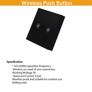 Wireless Push Button