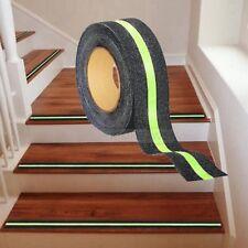 5Mx5CM Luminous Safe Anti Slip Adhesive Tape Glowing Strip For Stair Step Floor