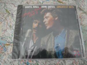 HALL & OATES : ROCK 'N SOUL PART 1  GREATEST HITS 1983 U.S. CD SEALED!