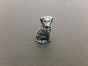 Here & Now Edition Mini Pewter Figurine Monopoly Token Labradoodle 2006