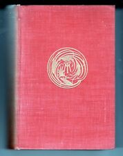 MARK TWAIN A TRAMP ABROAD Red Hardbound Illustrated Book 1903 Harper & Brothers