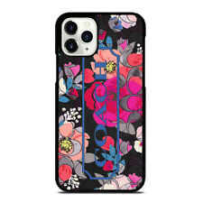 Coach Flowers For iPhone 6/6s 7 8 Plus X Xs Max Xr 11 Pro Phone Case
