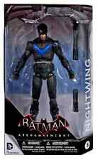 DC COLLECTIBLES BATMAN ARKHAM KNIGHT NIGHTWING FIGURE #5