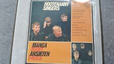 Hootenanny Singers (ABBA) - Manga Ansikten/ Many faces Vinyl LP