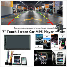 "7"" Touch Screen Car TV FM Bluetooth Stereo Radio Video MP5 Player USB/AUX Device"