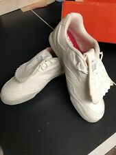 Vintage 80s 90s Womens Nike Colwood Spike Golf Shoes Dynalite 8