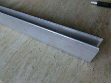 1 meter U channel 48x16x1.2mm Aluminium U Channel C channel profile