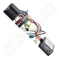 CAN-Bus Interface Peugeot 207 307 407 4007 Phantomeinspeisung Antenne Fakra- DIN