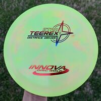 Rare PFN Swirly Star Teerex Disc Golf Innova 168g NEW