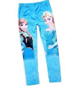 Anna Elsa Frozen Leggings Baby
