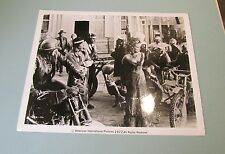 1972 The Dirt Gang Jo Anne Meredith Press Photo 8x10 Biker Exploitation Movie