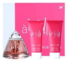 Mauboussin A la Folie - Coffret Parfum 3 Pièces - Femme - NEUF