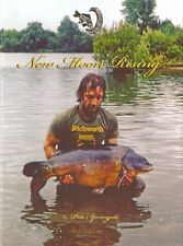 SPRINGATE PETE CARP FISHING BOOK NEW MOON RISING autobiography volume 2 hardback