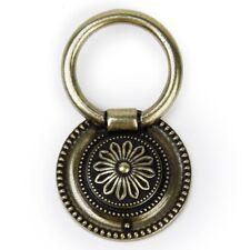 1 x Europaeische Kueche Moebel Schrank Schublade Ring Kurbelknauf - Bronze