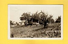 RPPC Corunna,Ontario,Canada Cottages used 1937