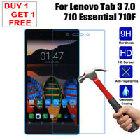 Premium Tempered Glass Screen Protector For Lenovo Tab 3 7.0 710 Essential 710F
