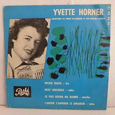 YVETTE HORNER Mister banjo 45 EA 86