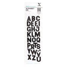 Alfabeto Fustella - Headliner XCU 503153