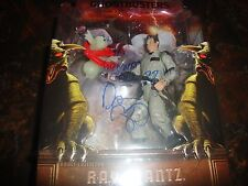 Ghostbusters---Ray Stantz Figure---Dan Akroyd---Autographed---Who Ya' Gonna Call