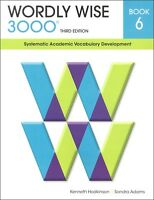 Wordly Wise 3000 Grade 6 Student  **3rd Edition**
