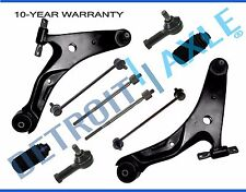 Brand NEW 10Pc Complete Front Suspension Kit for 2001-2006 Hyundai Santa Fe
