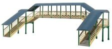 Ratio 248 N Gauge Modular Covered Footbridge