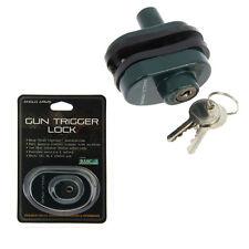 AMTA Lock Câble de sécurité cadenas pour Airgun fusil fusil avec 2 clés